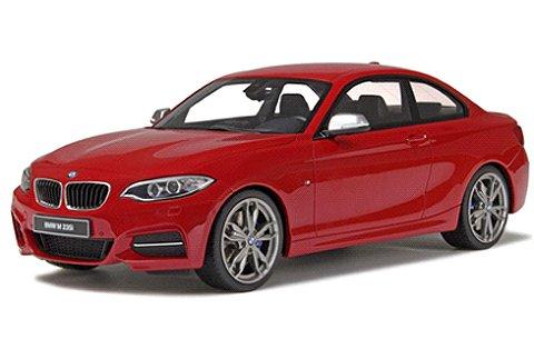BMW M235i レッド (1/18 GTスピリットGTS039)