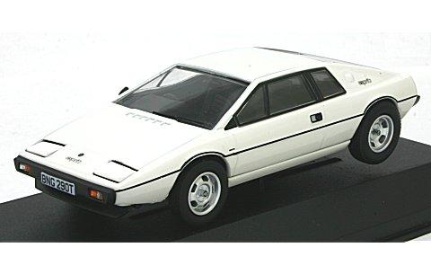 ロータス エスプリ S1 ホワイト Last off the Production Line (1/43 コーギーVA14200)