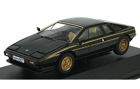 ロータス エスプリ S2 ブラック/ゴールド World Champion Edition (1/43 コーギーVA14201)