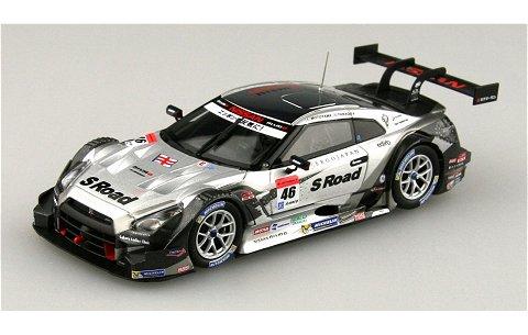 エスロード モーラ GT-R スーパーGT500 2014 Rd.2 Fuji No46 (1/43 エブロ45102)