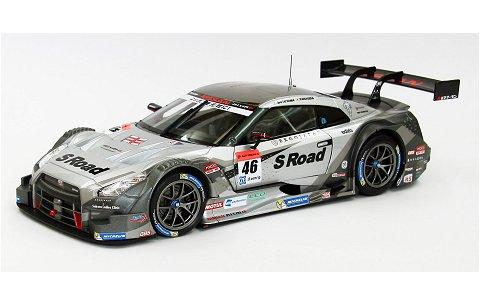 エスロード モーラ GT-R スーパーGT500 2014 Rd.2 Fuji No46 (1/18 エブロ81018)