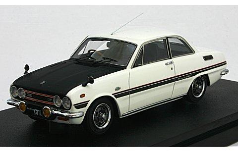 いすゞ ベレット GT タイプR (PR91W) マグノリアホワイト (1/43 マーク43 PM4314W)