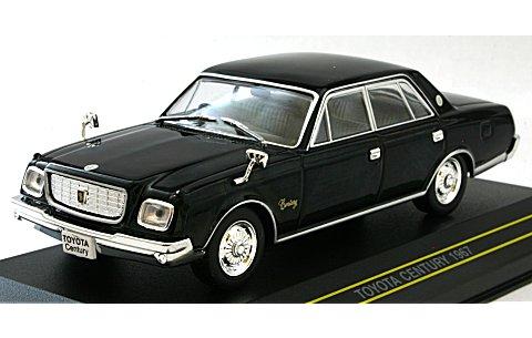 トヨタ センチュリー 1967 ブラック (1/43 ファースト43 F43-009)