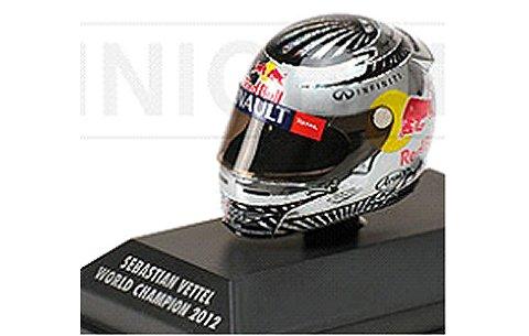 アライ ヘルメット S・ベッテル ブラジルGP サンパウロ 2012ワールドチャンピオン (1/8 ミニチャンプス381120201)