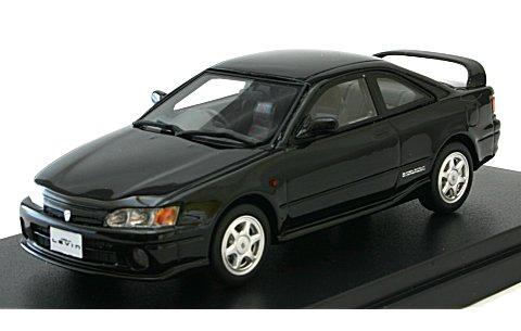 トヨタ カローラ レビン BZ-R AE111 2000 ブラックM (1/43 ハイストーリーHS130BK)