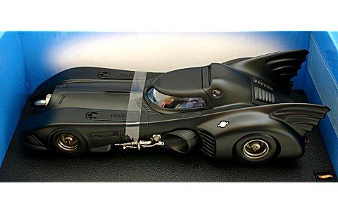 バットモービル 「BATMAN RETURNS」 ヘリテージシリーズ (1/18 マテルMTCMC96)