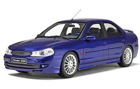 フォード モンデオ ST200 ブルー (1/18 オットーモビルOTM170)