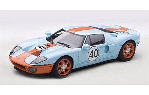 フォード GT ガルフ・カラー No40 (1/18 オートアート80513)