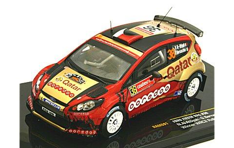 フォード フィエスタ RRC 2014 オーストラリアラリー WRC2 優勝 No36 (1/43 イクソRAM591)