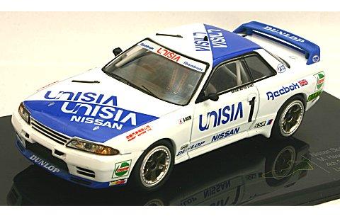 ニッサン GT-R R32 1991マカオ・ギア・レース (1/43 イクソMGPC004)