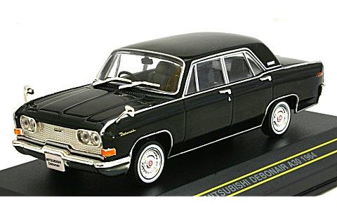 ミツビシ デボネア A30 1964 ブラック (1/43 ファースト43 F43-010)