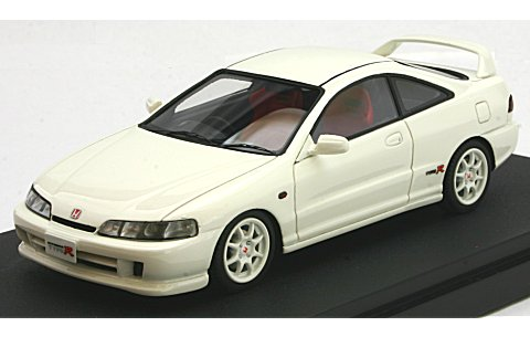 ホンダ インテグラ タイプR (DC2) 1995 チャンピオンシップホワイト (1/43 マーク43 PM4328W)