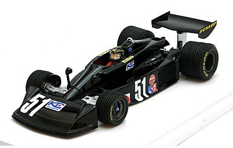 KOJIMA KE007 1976年 F1 in JAPAN 長谷見昌弘 本戦仕様 (1/43 京商KR431013)