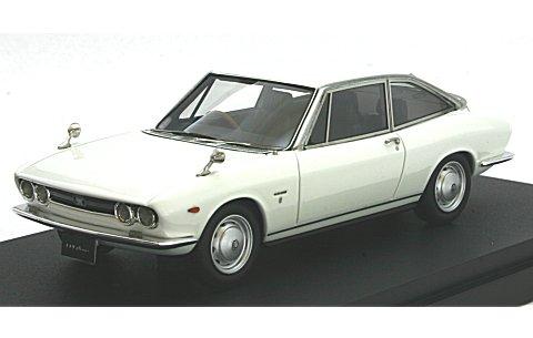 いすゞ 117 クーペ (PA90) マグノリアホワイト (1/43 マーク43PM4321W)