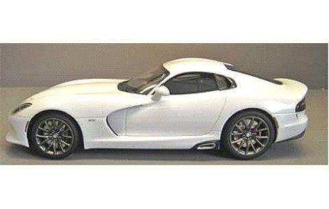 ヴァイパー GTS SRT 2014 ホワイト (1/18 トップマーカスTOP015C)
