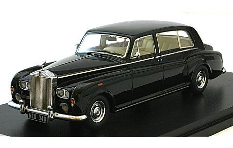 ロールスロイス ファントム VI EWB 1968 ブラック (1/43 ネオNEO45340)