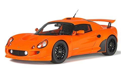ロータス エキシージ シリーズ 1 オレンジ (1/18 GTスピリット GTS054)