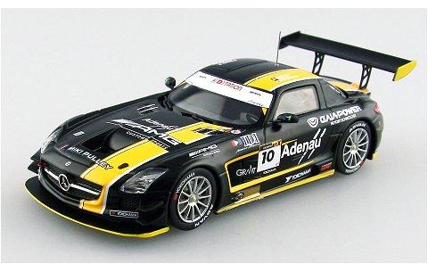 アデナゥ SLS GT3 スーパー耐久 2015 No10 (1/43 エブロ45337)