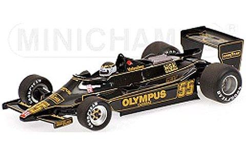 ロータス フォード 79 J.P.ジャリエ カナダGP 1978 (1/18 ミニチャンプス100780055)