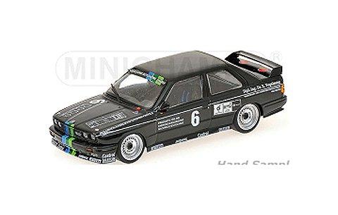 BMW M3 VOGELSANG H.GROHS DTM 1987 (1/43 ミニチャンプス430872006)