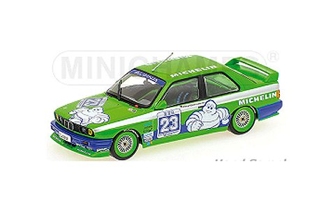 BMW M3 ALPINA P.OBERNDORFER DTM 1988 (1/43 ミニチャンプス430882023)