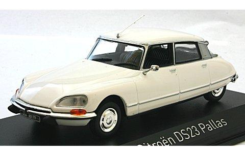 シトロエン DS 23 1973 ホワイト (1/43 ノレブ157073)