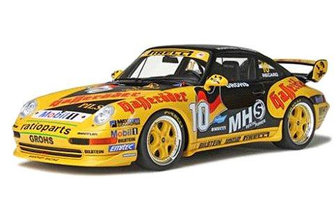 ポルシェ 993 スーパーカップ イエロー/ブラック (1/18 GTスピリットGTS071)