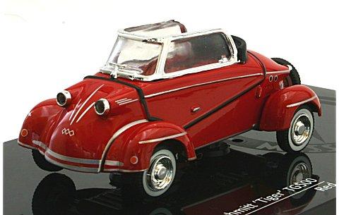メッサーシュミット タイガー TG500 1958 レッド (1/43 ビテス29054)