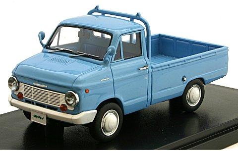 ダットサン キャブライト トラック ブルー (1/43 京商KOT43101A)