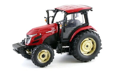 ヤンマー トラクター YT5113 ホイル仕様 (1/32 京商KS67345K)