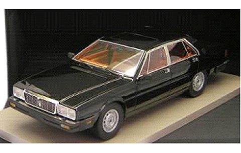 マセラティ クワトロポルテ 1979 ブラック (1/18 トップマーカスTOP023A)