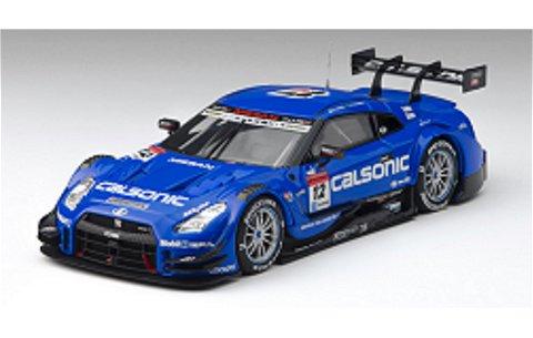 カルソニック インパル GT-R スーパーGT500 2015 Rd.1 OKAYAMA No12 (1/43 エブロ45261)