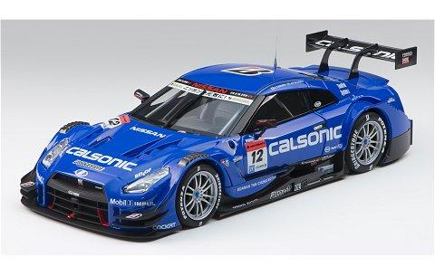 カルソニック インパル GT-R スーパーGT500 2015 Rd.1 岡山 No12 (1/18 エブロ81023)