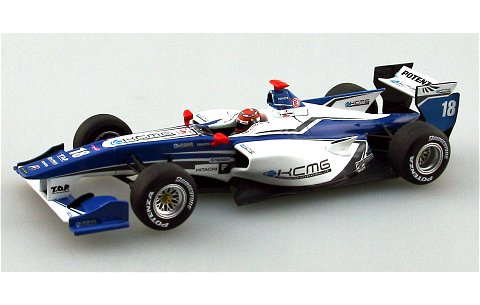 KCMG Elyse SF14 No18 (1/43 エブロ45121)