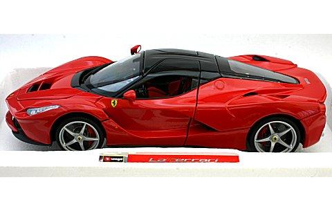 ラ フェラーリ レッド (1/18 ブラーゴ200-410)