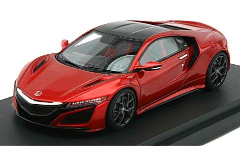 ホンダ NSX ジュネーブ国際モーターショー 2015 レッド (1/43 マーク43 PM4324CR)