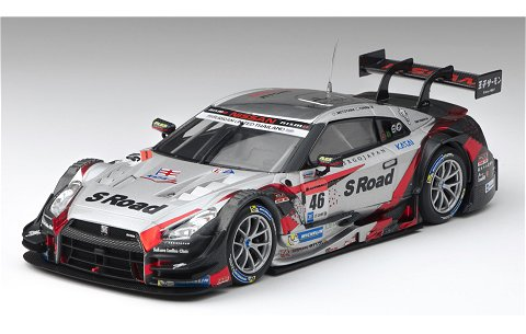 エスロード モーラ GT-R スーパーGT500 2015 Rd.3Thailand Winner No46 (1/43 エブロ45262)