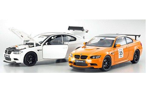 BMW M3 GTS (E92) ファイアーオレンジ No25 (1/18 京商KS08739PM)