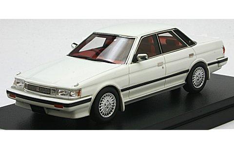 トヨタ マークII グランデ ツインカム24 1987 スーパーホワイトII (1/43 ハイストーリーHS113WH)