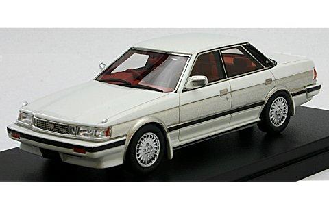 トヨタ マークII グランデ ツインカム24 1987 パールクリスタルトーニング (1/43 ハイストーリーHS113W/G)
