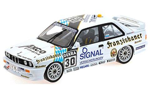 BMW M3 (E30) 「BMW TEAM ISERT」 PRINZ LEOPOLD VON BAYERN ノリスリング RENNEN DTM 1991 (1/18 ミニチャンプス180912030)