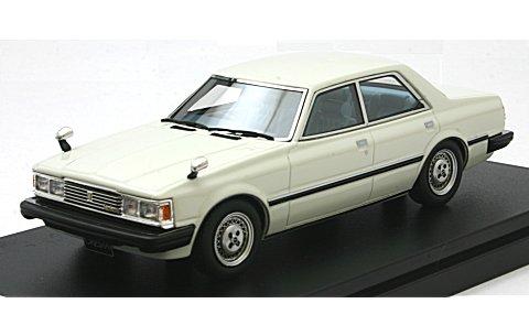 トヨタ クレスタ Super Lusent 1981 ホワイト (1/43 ハイストーリーHS119WH)