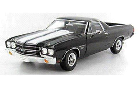 シボレー エルカミノ 1970 ブラック (1/18 ウエリーWE12543BK)