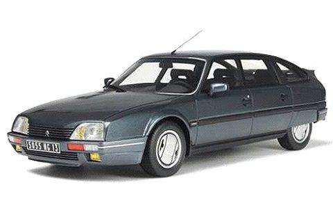 シトロエン CX 25 GTI ターボ 2 グレー (1/18 オットーモビルOTM178)