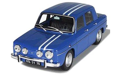 ルノー R8 ゴルディーニ 1300 ブルー (1/18 オットーモビルOTM628)