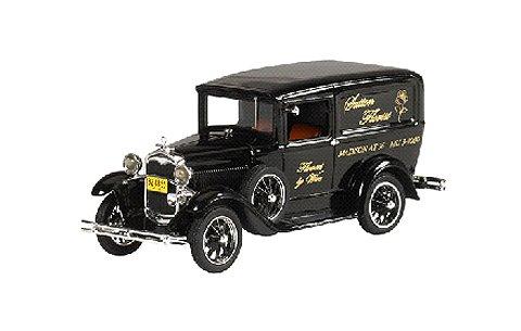 1931 フォード MODEL A ブラック (1/43 ジェニュインフォードパーツFPM439)