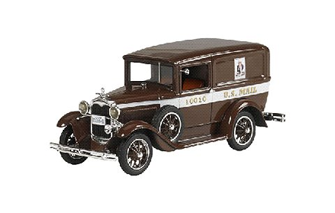1931 フォード MODEL A 「Copra Drab」 (1/43 ジェニュインフォードパーツFPM441)