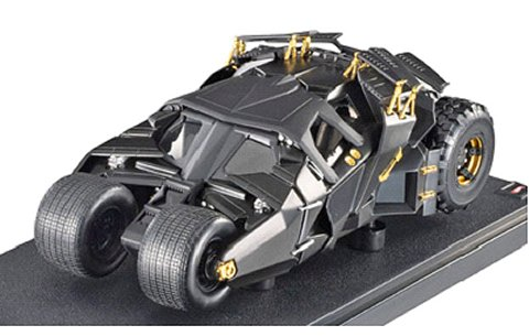 The Dark Knight Tumbler from BATMAN TRILOGY (ヘリテージシリーズ) (1/18 マテルMTBMH74)
