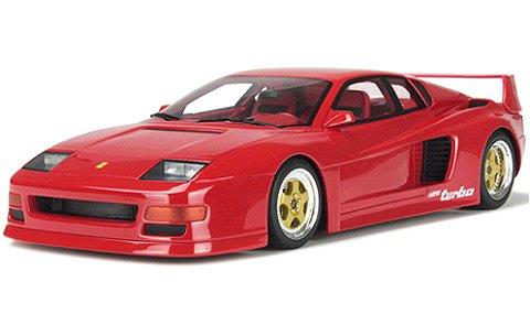 ケーニッヒ コンペティション エヴォリューション レッド (1/18 GTスピリット GTS069)