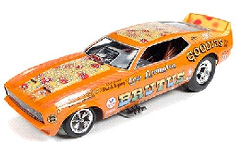 1971 フォード マスタング Lew Arrington Brutus (1/18 アメリカンマッスルAMM1169)